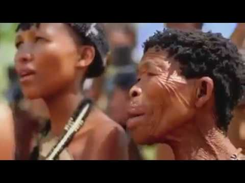 Charlie Simpson and the khoisan people