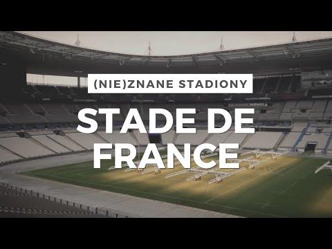 STADE DE FRANCE | Największe Stadiony Świata