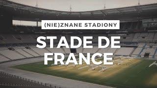 Stade de France - Piłkarski Pomnik Francji
