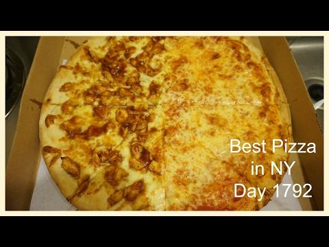 VLOG - Best Pizza in NY - day 1792
