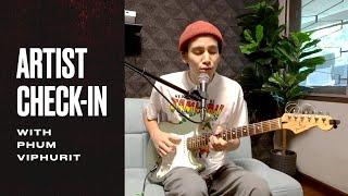 "Phum Viphurit Performs ""Softly Spoken"" 