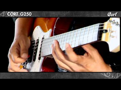 The Cort G250 Electric Guitar