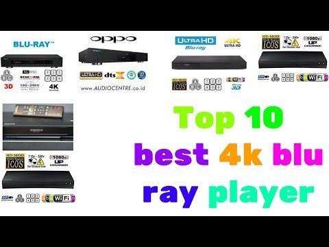 Top 10 best 4k blu ray player