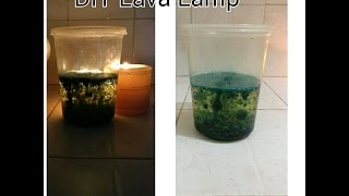 DIY:Lava Lamp