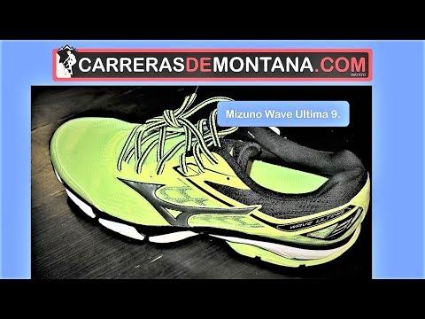 zapatillas mizuno wave ultima 9 zapatillas hombre
