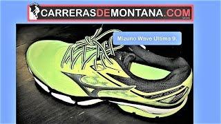 Mizuno wave última 9: Zapatillas running asfalto neutras para tiradas largas. Análisis por Mayayo.