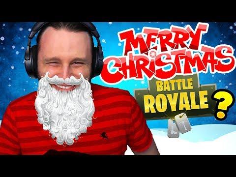 MERRRY CHRISTMAS!! Snowball Battle Royale?! (Google's BR)