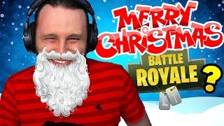MERRRY CHRISTMAS!! Snowball Battle Royale?! (Google