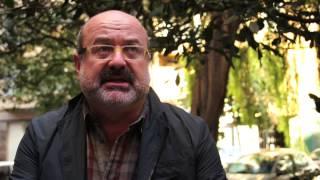 """Entrevistas """"El desig"""": EMILIO MENCHETA"""