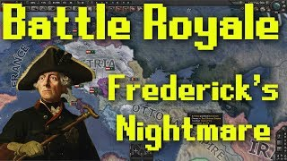 Hearts of Iron 4 | Battle Royale with Frederick's Nightmare Mod