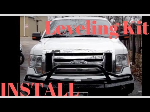 How To Install A Leveling Kit On A F