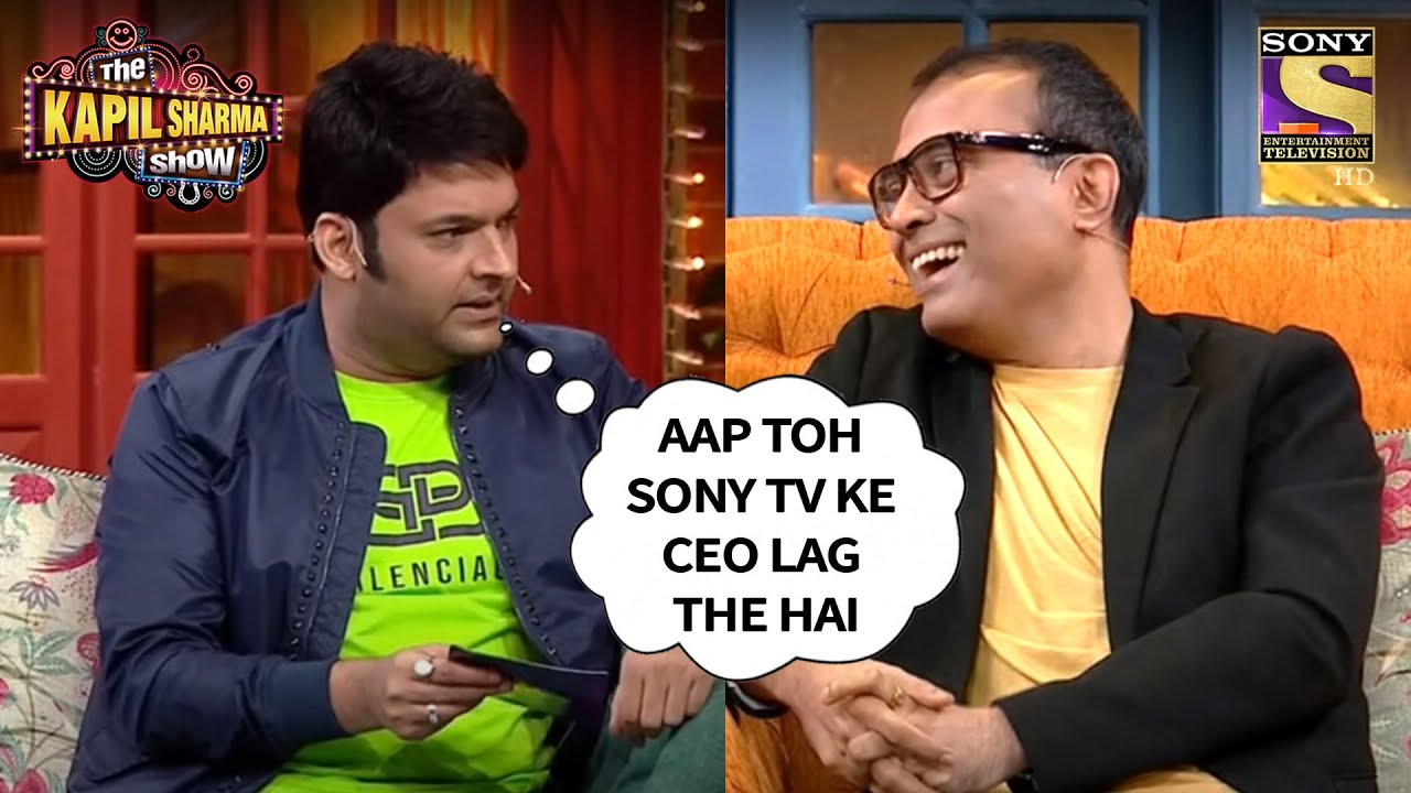Download Kapil's Hearty Compliment To Amitabh | The Kapil Sharma Show Season 2 | Sat-Sun At 9:30 PM