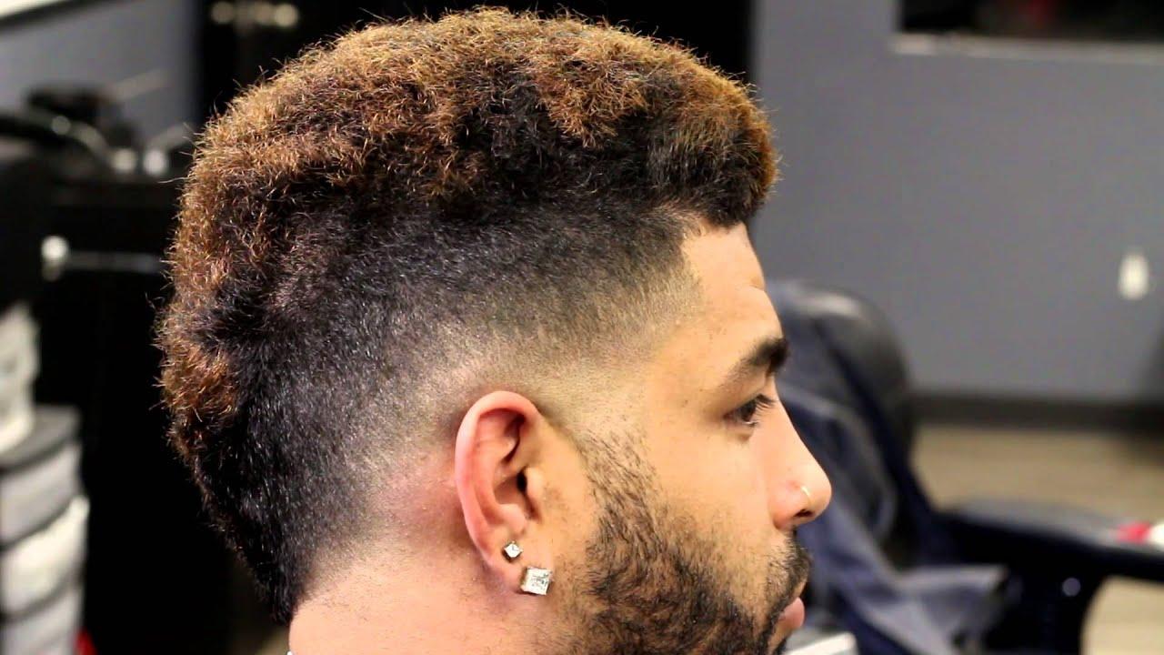 Alex The Barber Skin Fade Mohawk Youtube