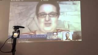 Sag es einfach: Annette Schwindt-Vortrag beim Startcamp in Köln #sck13