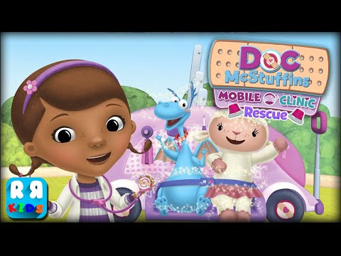 Doc McStuffins: Mobile Clinic Rescue (by Disney) - IOS / Android - Gameplay Video