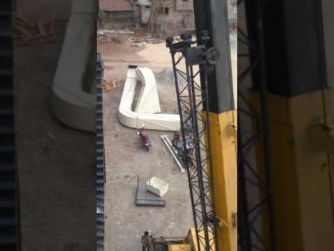 Crane owner arvind singh Kolkata