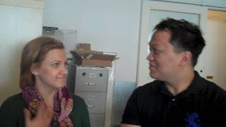Imagekind Interview with Natasha Wescoat and David Hoang