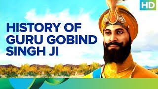 History of Guru Gobind Singh Ji | Chaar Sahibzaade 2: Rise Of Banda Of Banda Singh Bahadur