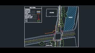 Intersection Turning Radius