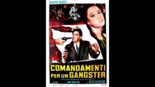 Ennio Morricone - Comandamenti Per Un Gangster (1960)
