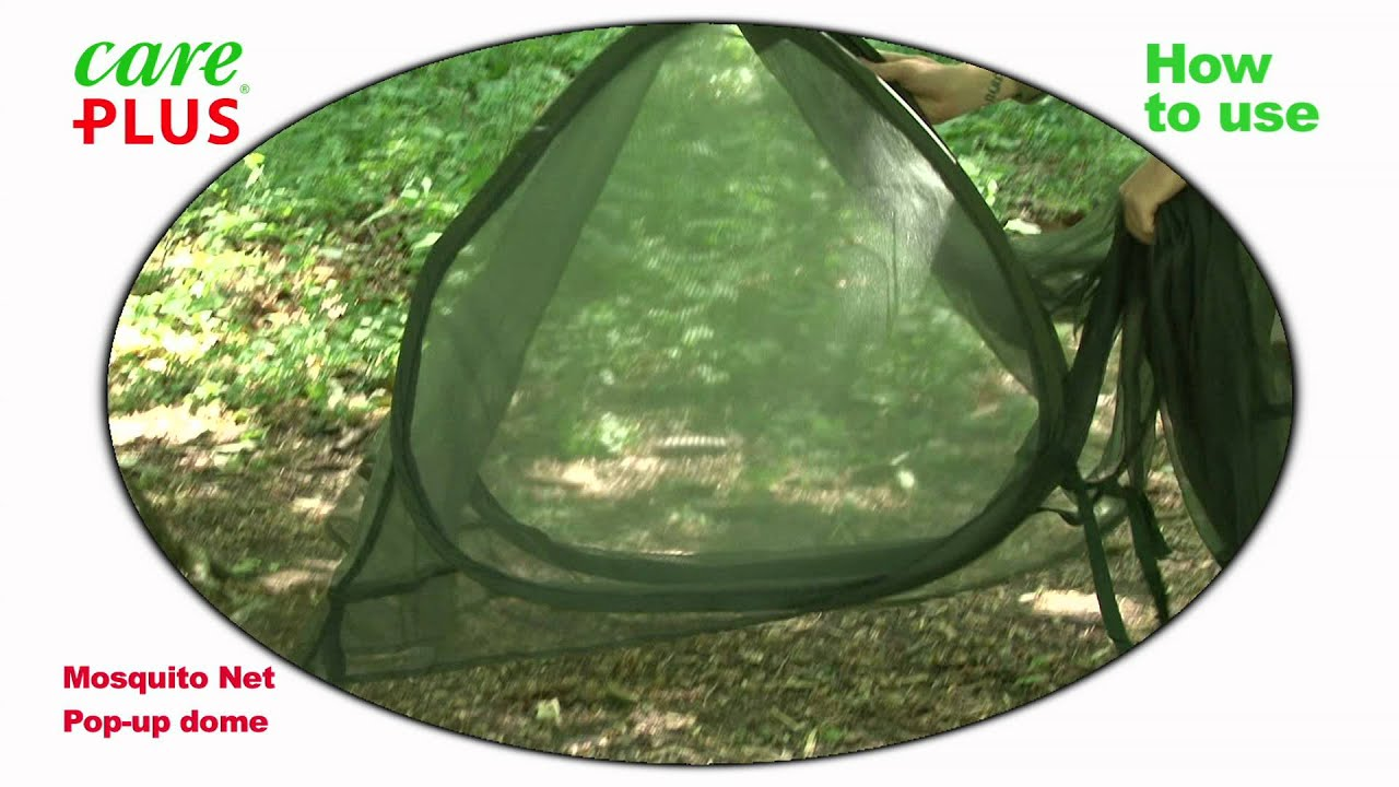 sc 1 st  YouTube & How to use a Care Plus Pop-up Dome Mosquito Net.mov - YouTube