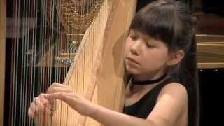 Johann Sebastian Bach - (harp) Toccata and Fugue in D minor BWV 565
