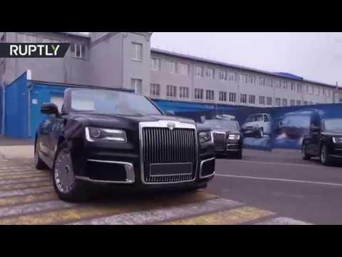 putin's-next-car?-new-luxury-aurus-cabriolet-gets-a-test-drive