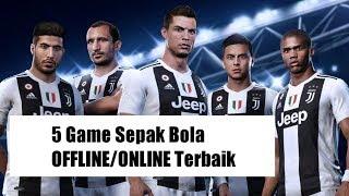 5 Game Sepak Bola Android Terbaik Offline/Online