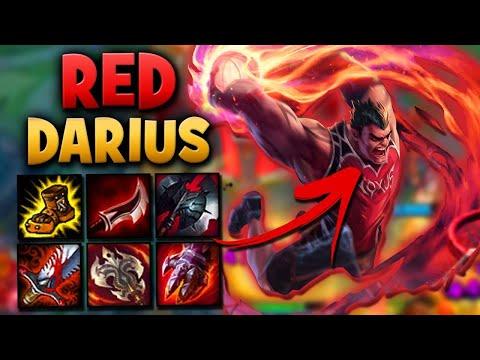 Cách chơi Darius Top  Mùa 6 ( vi anh la chó gẻ)
