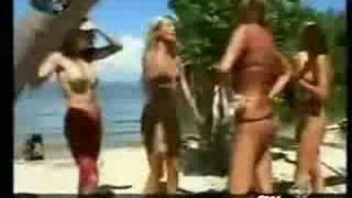 Italian Bikini Babe Catfight. That is all.
