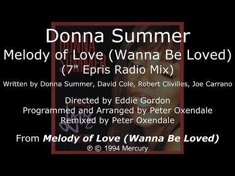 Donna Summer - Melody of Love (7