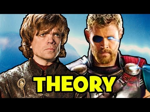 AVENGERS INFINITY WAR Theory - PETER DINKLAGE'S Mystery Role Explained