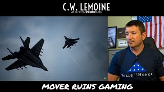 Fighter Pilot Reacts to ACE COMBAT 7: First Contact Mission 7