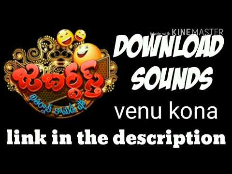 Jabardasth sounds telugu || jabardasth background music