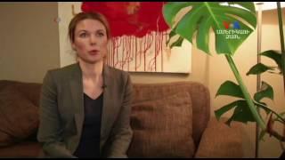SHORT VIDEO  Ալեքսա ձայնային ռոբոտը փոխարինում է հյուրանոցի աշխատակիցներին