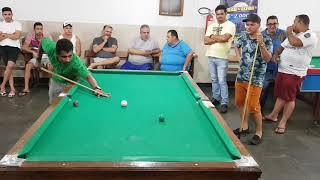 Maicon de Teixeira de Freitas X João Paulo Gladiador, jogo de bolinho, VÍDEO 03