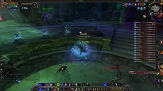 WoW PTR 7.3.2 Frost DK 4t21 Set-bonus Test - Not good