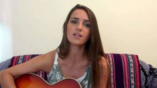 Ana Free sings Shakira Underneath Your Clothes