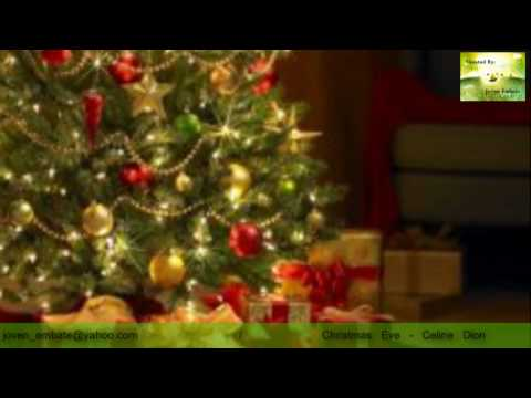 Celine Dion Christmas Eve Youtube