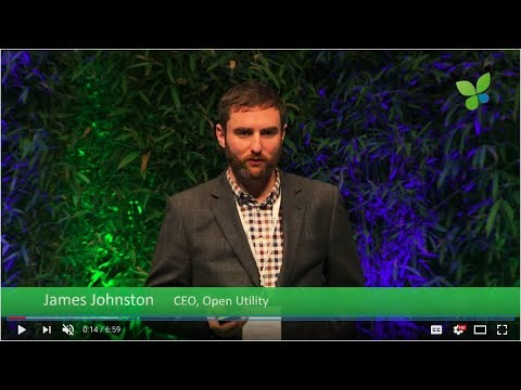ECO17 London: James Johnston Open Utility