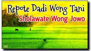 Berlinang Air Mata 😥 Sholawat Jawa Repote Dadi Wong @ Sholawat Badar Pujian Sebelum Sholat