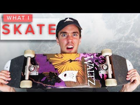 My Freestyle Setup | What I Skate