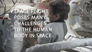 Living and Working in Space: Oxidative Stress