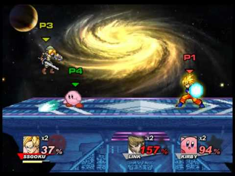 Let s show super smash flash 2 demo v0 8a der geilste brawl klon