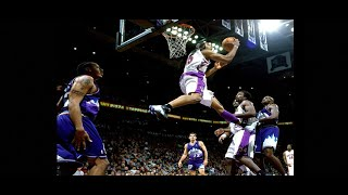 "Vince Carter  ""Half Man, Half Amazing Jelly"" Most Wild Lay Up Package"