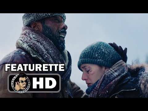 THE MOUNTAIN BETWEEN US Featurette (2017) Idris Elba Kate Winslet Drama HD
