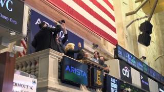 NYSE Arista