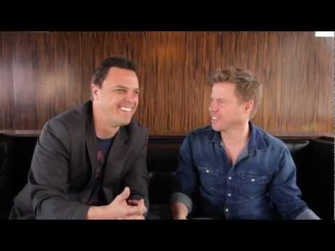 FreshNewTracks interviews Ferry Corsten and Markus Schulz - AKA the New World Punx