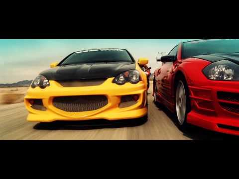 Torque Movie Opening Scene  HD