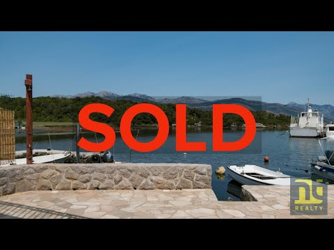 SOLD Lustica - Bjelila, Waterside Stone Cottage SOLD